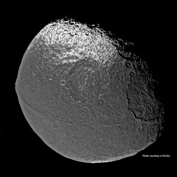 The Equatorial Ridge on Iapetus