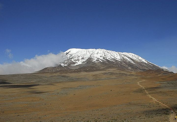 Trail to Kilimanjaro