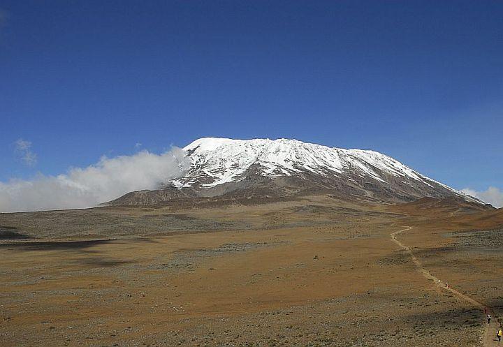 Trail to Kilimanjaro